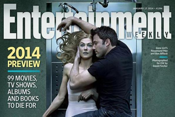 Ben Affleck Gone Girl Entertainment Weekly Cover